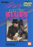 Anyone Can Play Electric Blues Guitar Guitar (Electric) Dvd