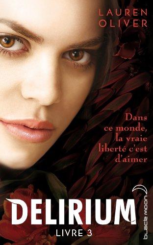 Delirium (3 Tomes) - Lauren Oliver 51bJ9MjBenL._