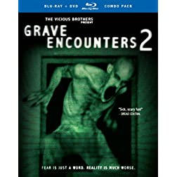Grave Encounters 2 Blu-ray/DVD Combo Pack