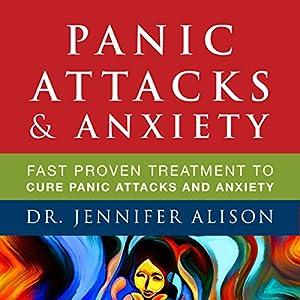 Panic Attacks & Anxiety Audiobook