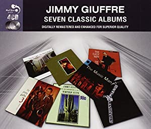 Seven Classic Albums [Audio CD] Jimmy Giuffre