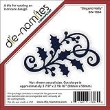 Die-Namites Elegant Holly Universal Cutting Die - DN-1064