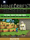 Minecraft Handbook: The Final Tricky Tips and Traps for Solo or Playing With Other Players (Minecraft Handbook, minecraft handbook free, minecraft handbook set)