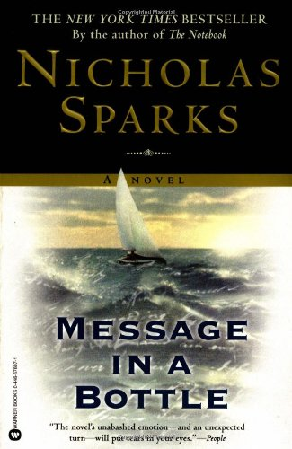 Cover of Message in a Bottle