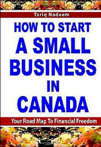 How to Start a Small Business in Canada
