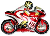 Cars/helicopters/planes/vehicle Moto Racing Motorbike Balloon 26