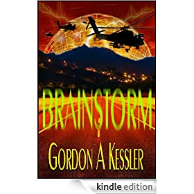 BRAINSTORM - a Thriller Novel (Daniel McMaster Series)