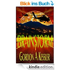 BRAINSTORM - a Thriller Novel (English Edition)