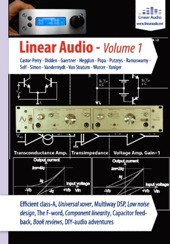 Linear Audio Vol 1: Your Tech Audio Resource