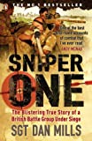Cover of Sniper One by Sgt. Dan Mills 0141029013