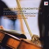 echange, troc Schostakowitsch, Sanderling - Kammersinfonie Op 73a