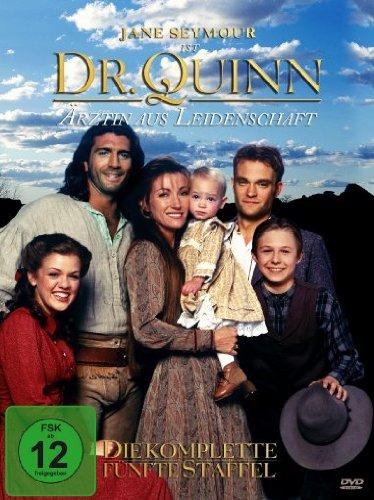 Dr. Quinn - Ärztin aus Leidenschaft: Die komplette fünfte Staffel [7 DVDs]