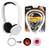 A4Tech T-500 Changeable Headset + Mic MSN Skype