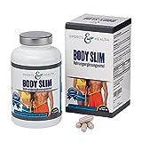 Body Slim 180 Kapseln - Appetitzügler - Abnehmen mit Glucomannan