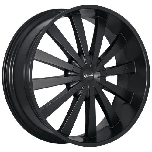 51bJJGrKKjL Gianelle Santorini II Matte Black Wheel (28x10/6x139.7mm)