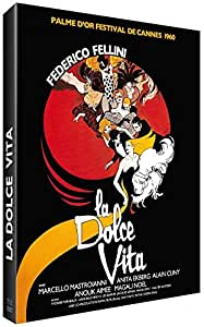 La Dolce vita [Édition Digibook Collector Blu-ray + DVD]
