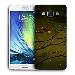 Snoogg Dew Drops In Trees Designer Protective Phone Back Case Cover For Samsung Galaxy ON5