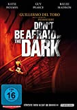 DVD Cover 'Don't Be Afraid of the Dark