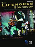 Lifehouse The Lifehouse Songbook: Authentic Guitar TAB (Guitar Tab Editions)