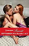 Harlequin Presents September 2014 - Bundle 1 of 2: Tycoons Temptation\More Precious than a Crown\A Night in the Princes Bed\Changing Constantinous Game