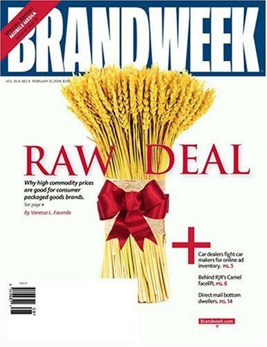 More Details about Brandweek Magazine