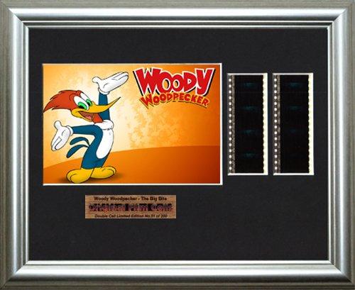 Woody Woodpecker __The Big Bite Cornice portafoto doppia filmcell (sd)