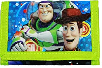 Toy Story 3 Wallet Woody & Buzz - Tri-Fold | @ Sunset Jungle