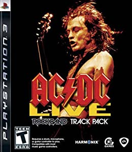 AC/DC Live: Rock Band Track Pack - Playstation 3