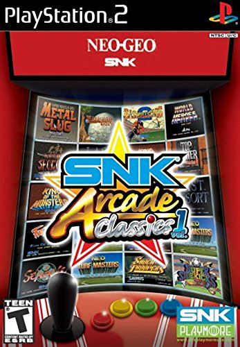 SNK Arcade Classics Vol 1 - PlayStation 2 (Capcom Classics Collection compare prices)