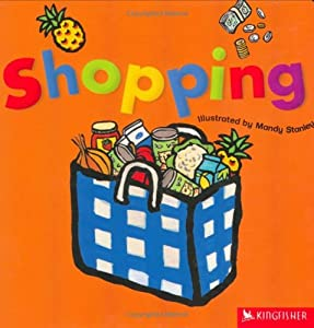 "Cover of ""Shopping (Board Books)"""