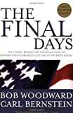 The Final Days (0743274067) by Carl Bernstein