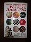 img - for The New York Public Library Book of Popular Americana book / textbook / text book