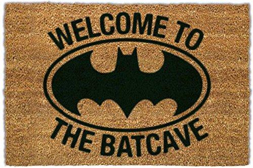 Batman - Welcome To The Batcave Zerbino (60 x 40cm)