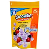 Gerber Graduates Yogurt Melts, Mixed Berry, 1 Ounce