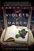 The Violets of March by Sarah Jio cover image