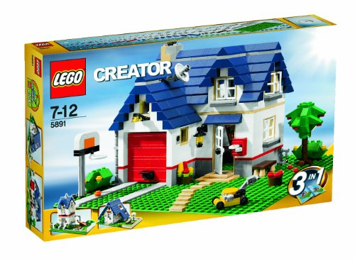 LEGO Creator 5891: Apple Tree House