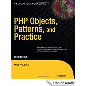 PHP Objects, Patterns and Practice, Third Edition (Expert's Voice in Open Source)