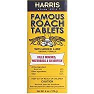P. F. Harris Mfg. HRT6 Roach Killer Tablets-6 OZ ROACH TABLETS