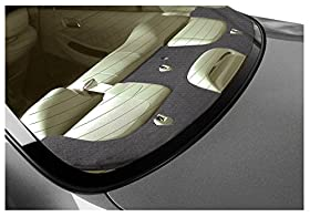 Coverking Custom Fit Dashcovers for Select Chevrolet Cavalier Models - Velour (Charcoal)