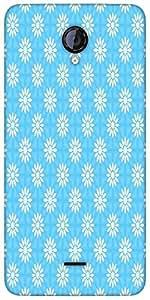 Snoogg Festive Flourish Pattern Designer Protective Back Case Cover For Micro...