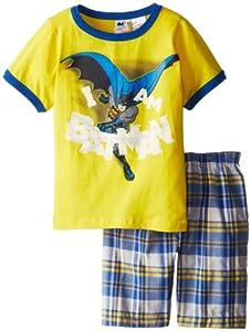 DC Comics Boys 2-7 Batman Short Set from DC Comics