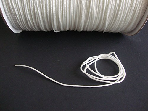 Lowest Price! Roll of 100 Yards Shade Cord (Or Lift Cord) 1.8 mm
