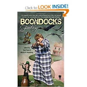 Boondocks Fantasy by Jean Rabe and Martin H. Greenberg