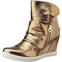 Fantasia Women's Nicole Brown Boots - 5 UK (8986-41)