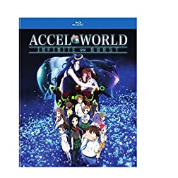 Accel World: Infinite Burst [Blu-ray]