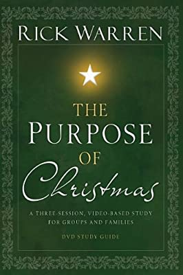 The Purpose of Christmas Bible Study