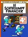 Les Schtroumpfs, tome 16 : Le Schtroumpf financier par Peyo