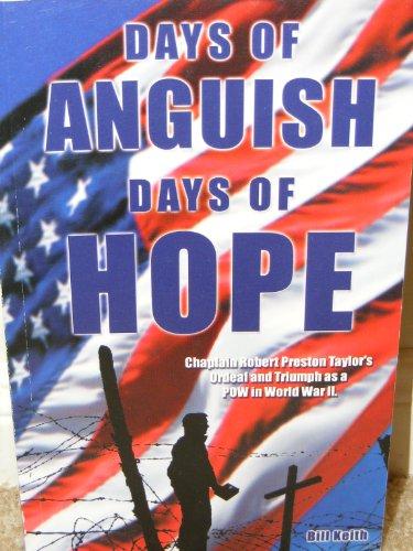 Days of Anguish Days of Hope, Bill Keith