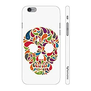 Enthopia Designer Hardshell Case Skull Candy Back Cover for Apple Iphone 6, 6s