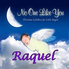 Amazon.com: Raquel, I Love You So (Rackel, Racquelle): Personalized